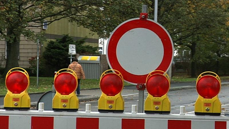 Straßensanierung wird teuer (Foto: SAT.1 NRW)