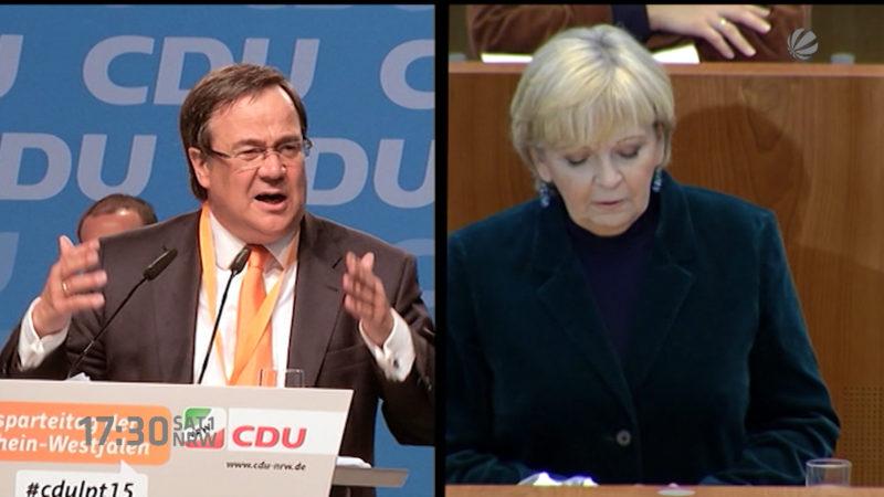 Ein Jahr vor der Landtagswahl (Foto: SAT.1 NRW)