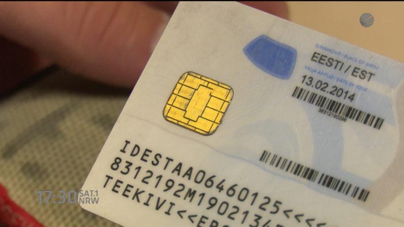 Beispiel Estland - so digital würde NRW gerne sein (Foto: SAT.1 NRW)