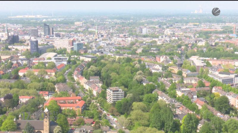 NRW ist grün (Foto: SAT.1 NRW)
