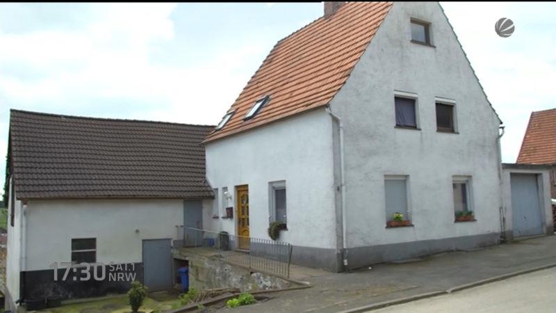 2. Opfer im Horror-Haus von Höxter (Foto: SAT.1 NRW)