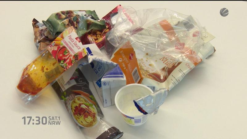 Einkaufen ohne Müll (Foto: SAT.1 NRW)