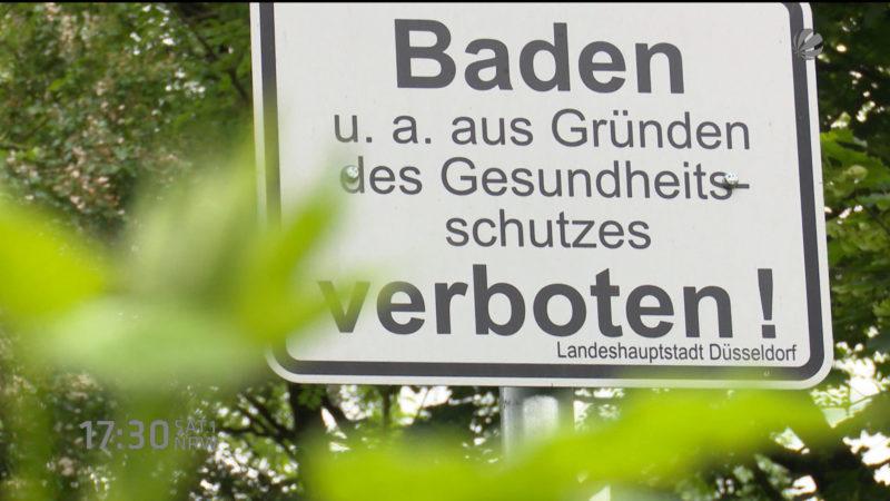 Anwohner verklagt Flughafen wegen PFT (Foto: SAT.1 NRW)