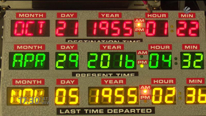 Zurück in die Zukunft (Foto: SAT.1 NRW)