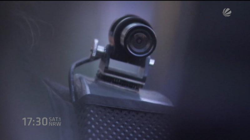 Bodycams für NRW-Polizisten (Foto: SAT.1 NRW)