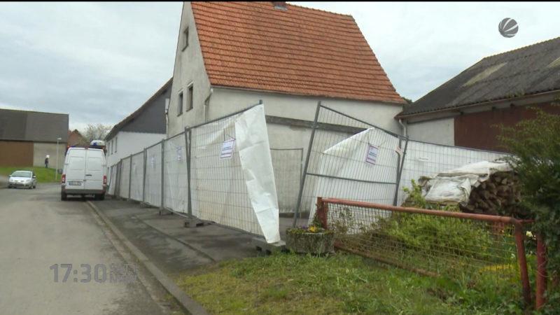 Neues zum Horror-Haus in Höxter (Foto: SAT.1 NRW)