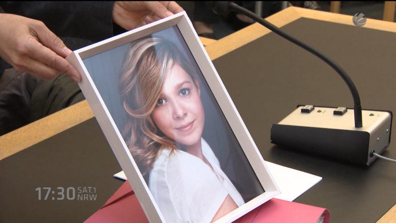 Urteil nach Mädchenmord (Foto: SAT.1 NRW)