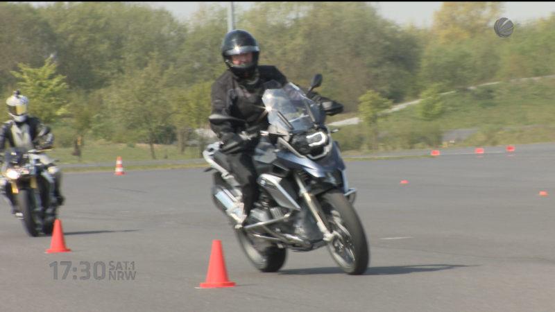 Motorradsaison beginnt mit 10 Toten (Foto: SAT.1 NRW)