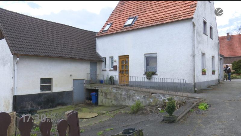 Horror-Haus soll abgerissen werden (Foto: SAT.1 NRW)