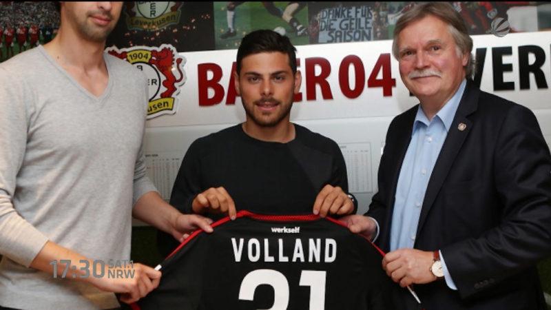 Kevin Volland wechselt zu Bayer 04 (Foto: SAT.1 NRW)