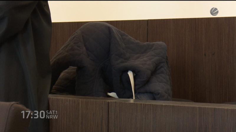 Silvester-Grabscher muss ins Gefängnis (Foto: SAT.1 NRW)