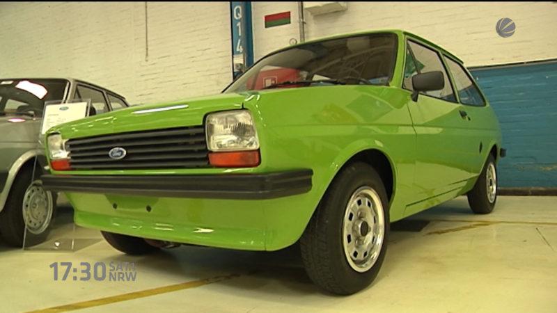 Ford Fiesta wird 40 (Foto: SAT.1 NRW)