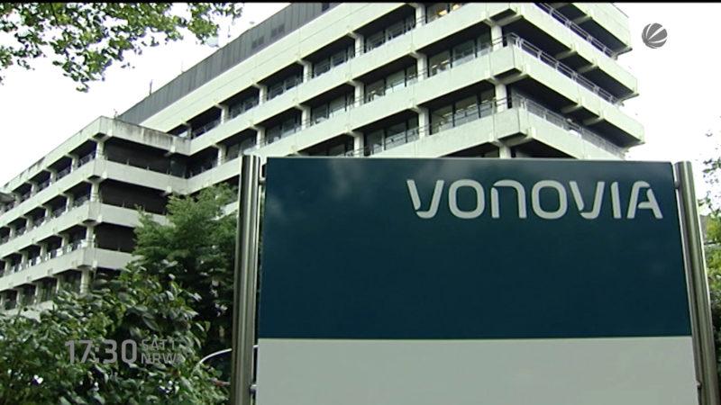 Vorwürfe gegen Vonovia (Foto: SAT.1 NRW)