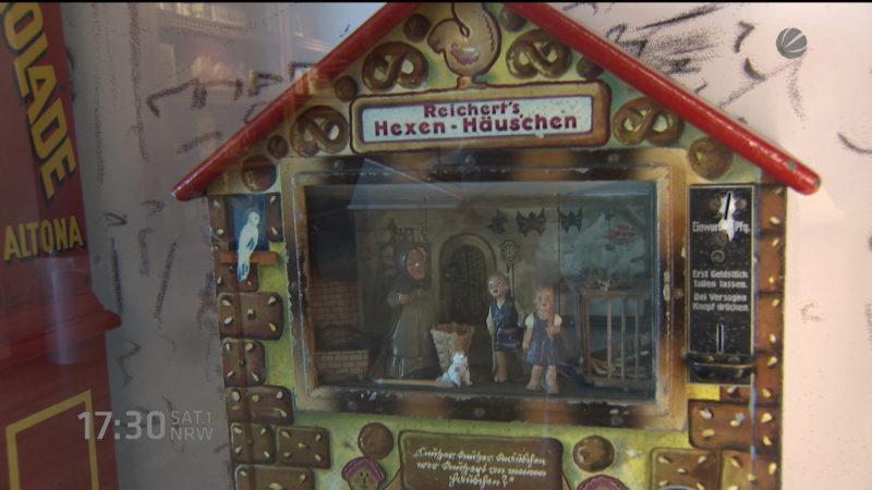Neue Austellung im Schokoladenmuseum Köln (Foto: SAT.1 NRW)