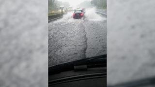 NRW steht unter Wasser (Foto: Facebook)