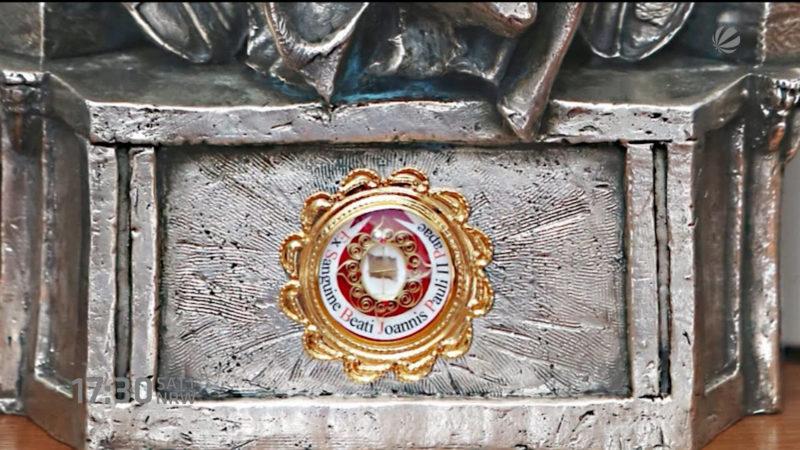 Reliquie aus Dom gestohlen (Foto: SAT.1 NRW)