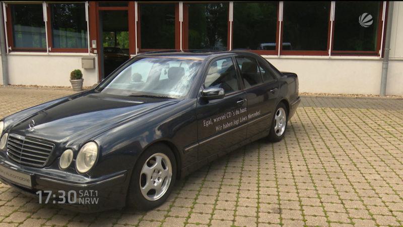 Jogis Auto bei eBay (Foto: SAT.1 NRW)