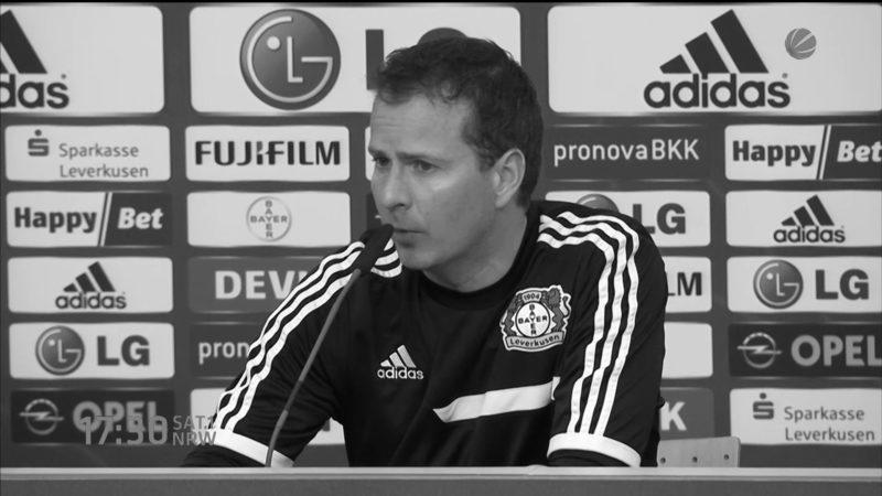 Der Tod von Sascha Lewandowski (Foto: SAT.1 NRW)