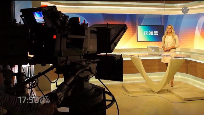 Fernsehen der Zukunft (Foto: SAT.1 NRW)