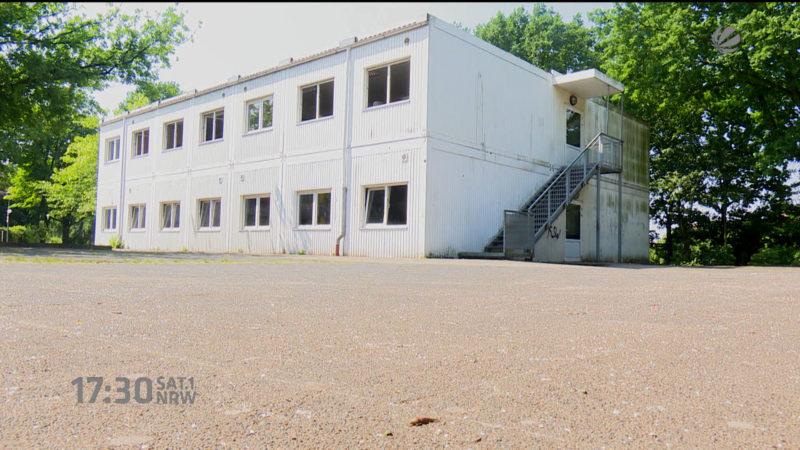 Marode Schule (Foto: SAT.1 NRW)