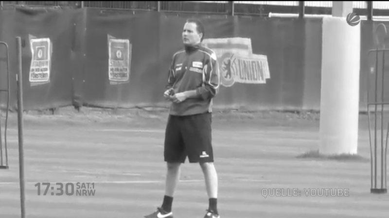 Sascha Lewandowski in einem anderen Licht (Foto: SAT.1 NRW)