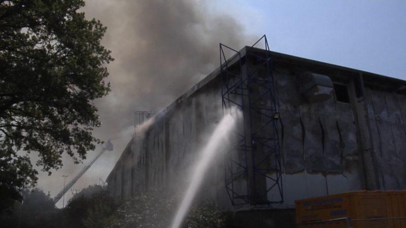 Nach Brand: Was droht den Tätern? (Foto: nrw-lokal)