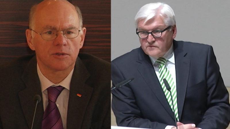 Wer wird neuer Bundespräsident? (Foto: SAT.1 NRW)