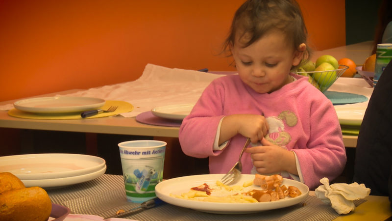 Immer mehr arme Kinder (Foto: SAT.1 NRW)