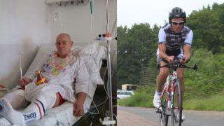 Mit Leistungssport gegen den Krebs (Foto: SAT.1 NRW)
