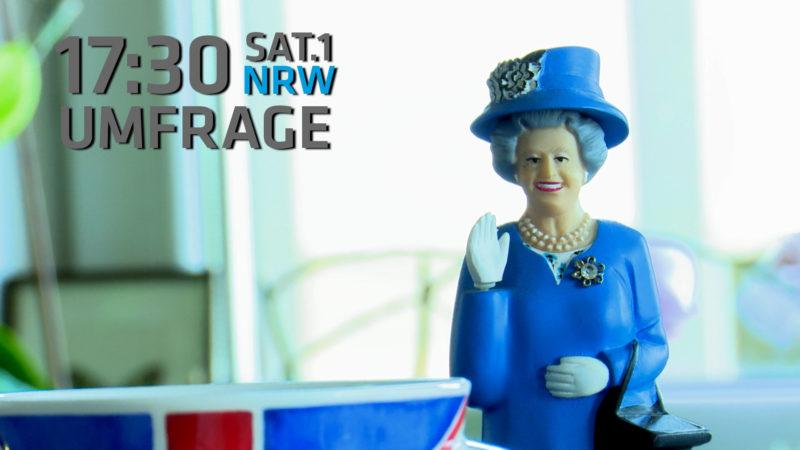 Goodbye, Großbritannien! (Foto: SAT.1 NRW)