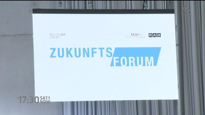 Zukunftsforum Ruhrgebiet (Foto: SAT.1 NRW)