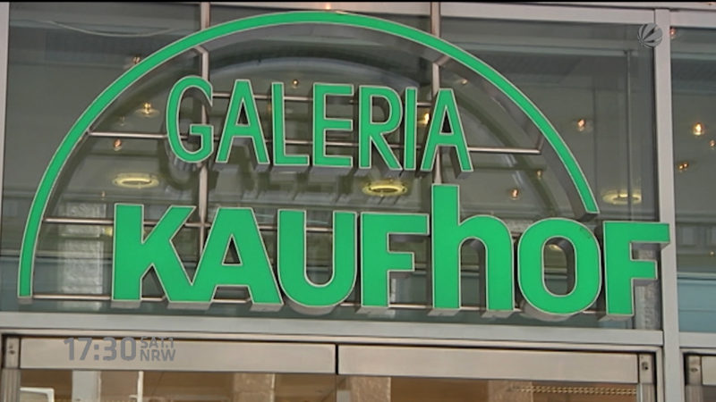 Galeria Kaufhof geht es gut (Foto: SAT.1 NRW)