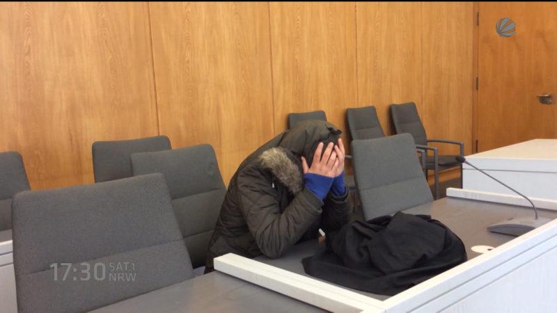 Asylbewerber soll Frau an Weihnachten vergewaltigt haben (Foto: SAT.1 NRW)