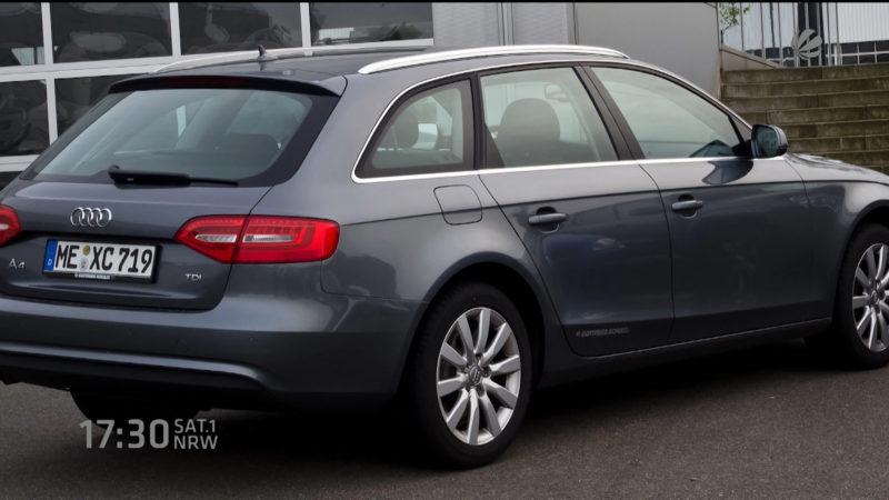 Keine Rückgabe für manipulierte Audis? (Foto: SAT.1 NRW)