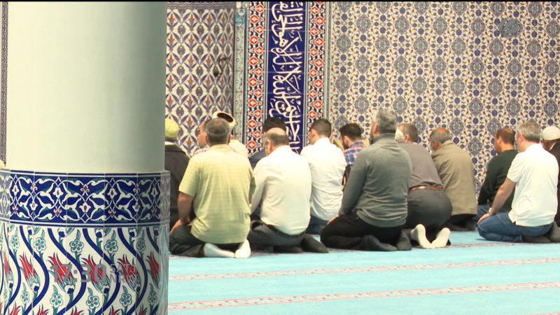 Moschee-Pläne sorgen für Proteste (Foto: SAT.1 NRW)