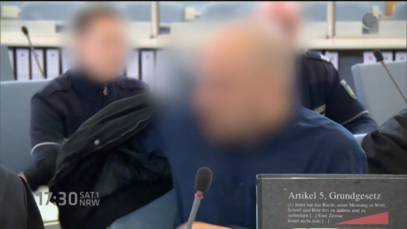 Reker-Attentäter wollte Merkel töten? (Foto: SAT.1 NRW)