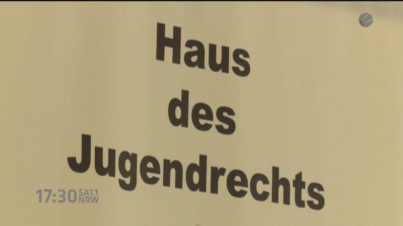 Haus des Jugendrechts wird eröffnet (Foto: SAT.1 NRW)