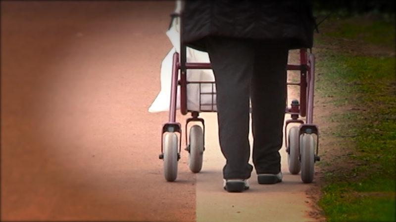 91-Jährige ausgeraubt (Foto: SAT.1 NRW)