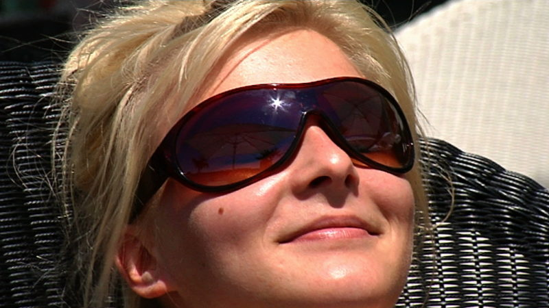 Sonnenbaden – aber richtig! (Foto: SAT.1 NRW)