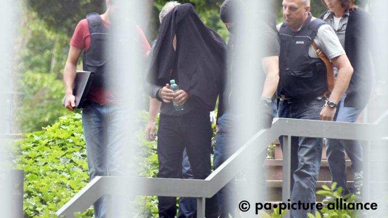 Terroranschlag in NRW vereitelt (Foto: SAT.1 NRW)