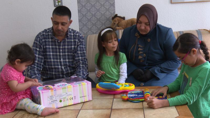 Irakische Familie muss weg aus NRW (Foto: SAT.1 NRW)