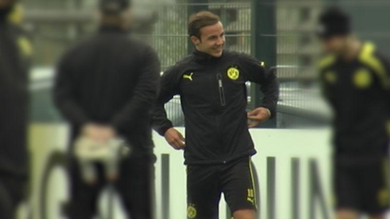 Kommt Mario Götze zurück zum BVB? (Foto: SAT.1 NRW)