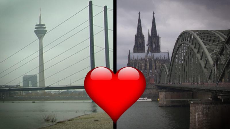 Städtepartnerschaft mit Düsseldorf (Foto: SAT.1 NRW)