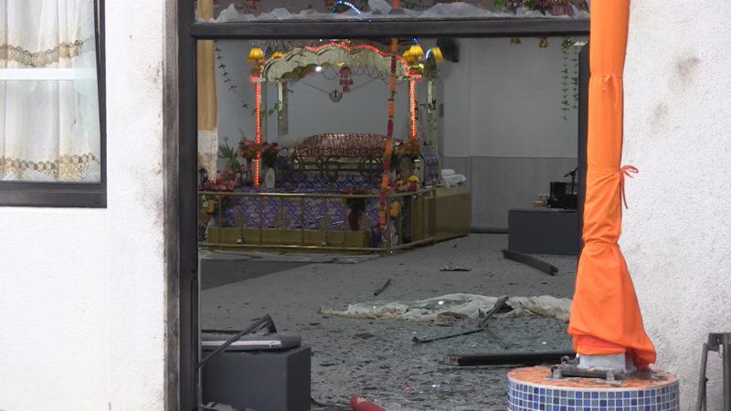Mutmaßlicher Sikh-Attentatshelfer vor Gericht (Foto: SAT.1 NRW)