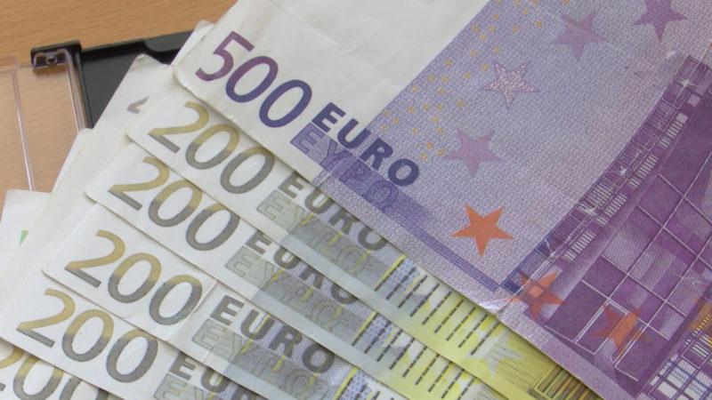 NRW spendet weniger (Foto: SAT.1 NRW)