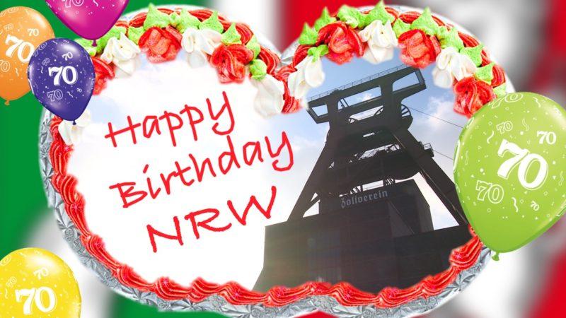 70 Jahre NRW (Foto: SAT.1 NRW)