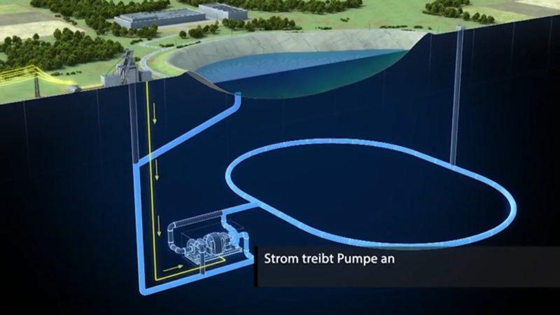 Bergwerke können bald Wasserkraft (Foto: SAT.1 NRW)