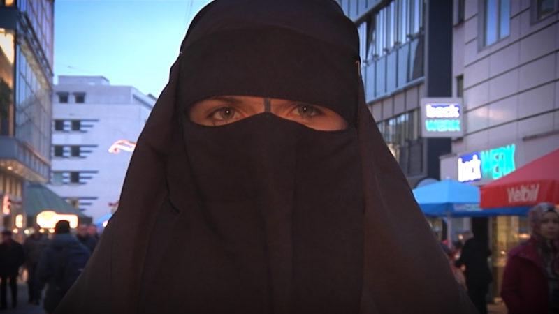 CDU fordert Burka-Verbot (Foto: SAT.1 NRW)