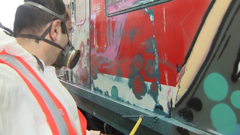 Graffitianlage (Foto: SAT.1 NRW)