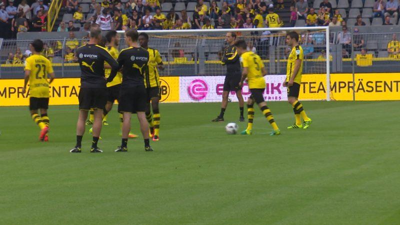 Borussia Dortmund im Ligacheck (Foto: SAT.1 NRW)